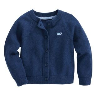 Vineyard Vines Cardigan | 0-3 mo | EUC